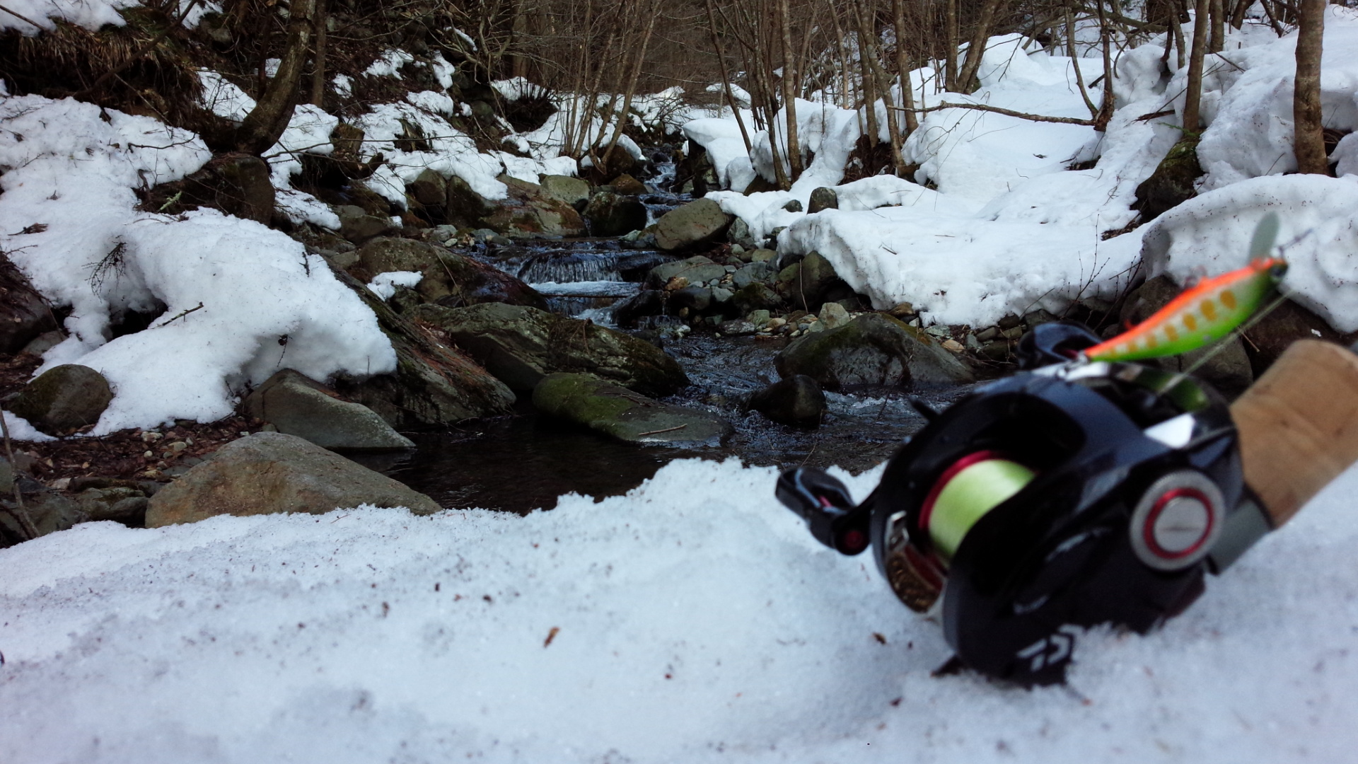 残雪の源流